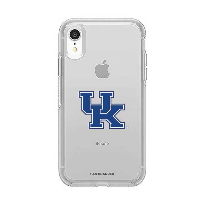 IPH-XR-CL-SYM-KY-D101: FB OB IPHONE XR CLR Kentucky