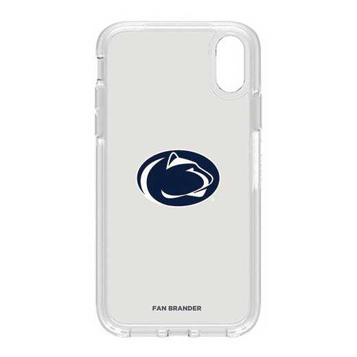 IPH-XR-CL-SYM-PST-D101: FB OB IPHONE XR CLR Pennsylvania State