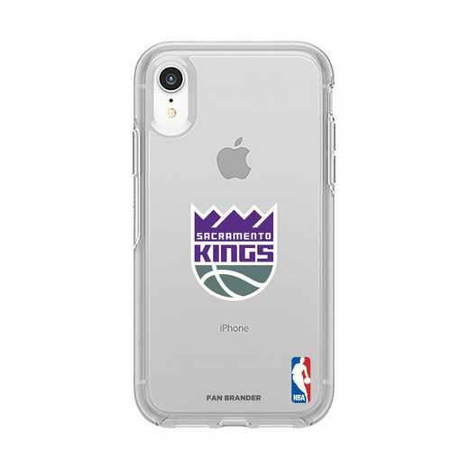IPH-XR-CL-SYM-SAC-D101: BL Sacramento Kings Otterbox iPhone XR Symmetry