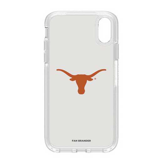 IPH-XR-CL-SYM-TEX-D101: FB OB IPHONE XR CLR Texas
