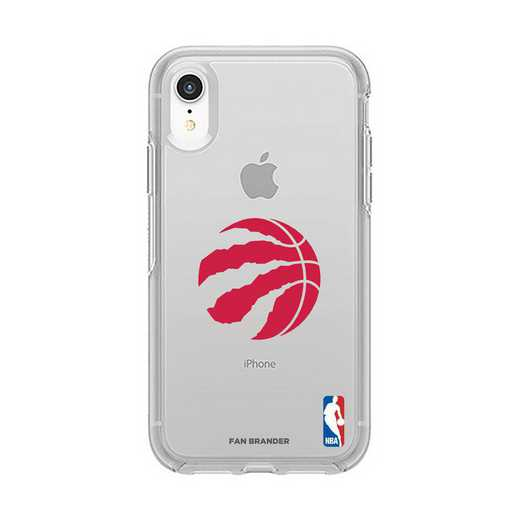 IPH-XR-CL-SYM-TOR-D101: BL Toronto Raptors Otterbox iPhone XR Symmetry