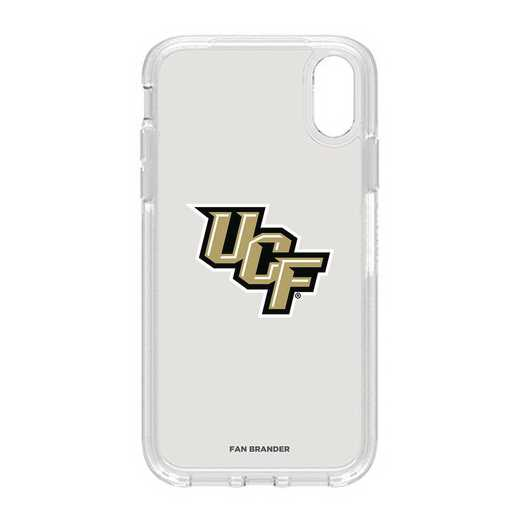 IPH-XR-CL-SYM-UCF-D101: FB OB IPHONE XR CLR Central Florida
