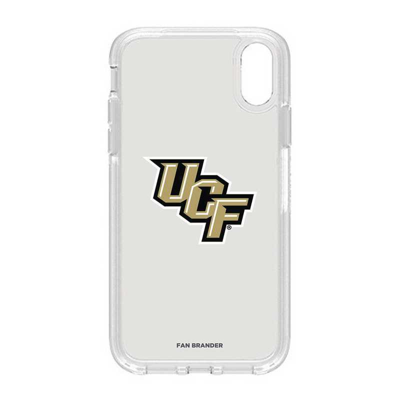 IPH-XR-CL-SYM-UCF-D101: FB OB IPHONE XR CLR Central Florida