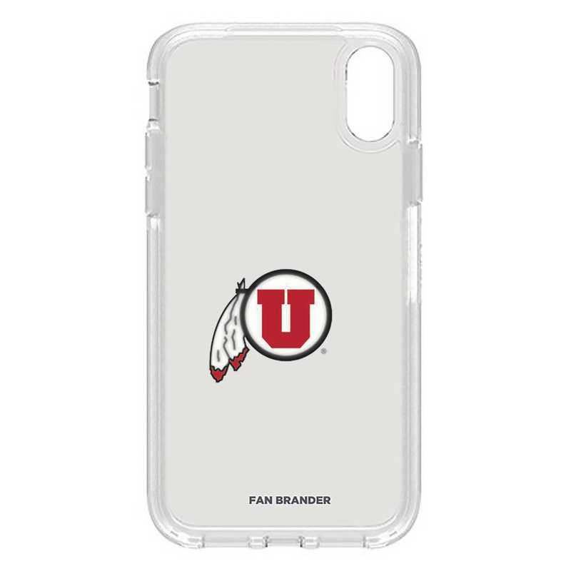 IPH-XR-CL-SYM-UT-D101: FB OB IPHONE XR CLR Utah