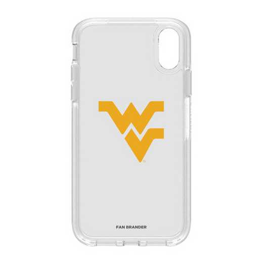 IPH-XR-CL-SYM-WV-D101: FB OB IPHONE XR CLR West Virginia