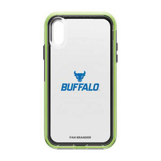IPH-XR-NF-SLA-BUFB-D101: Buffalo Bulls LifeProof iPhone XR SLAM