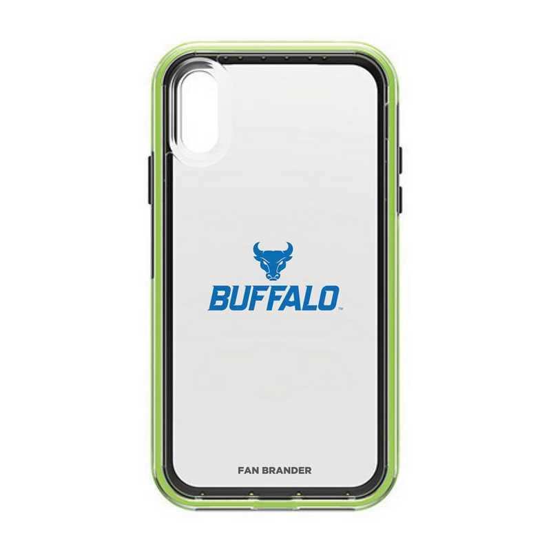 IPH-XR-NF-SLA-BUFB-D101: Buffalo Bulls LifeProof iPhone XR SLAM