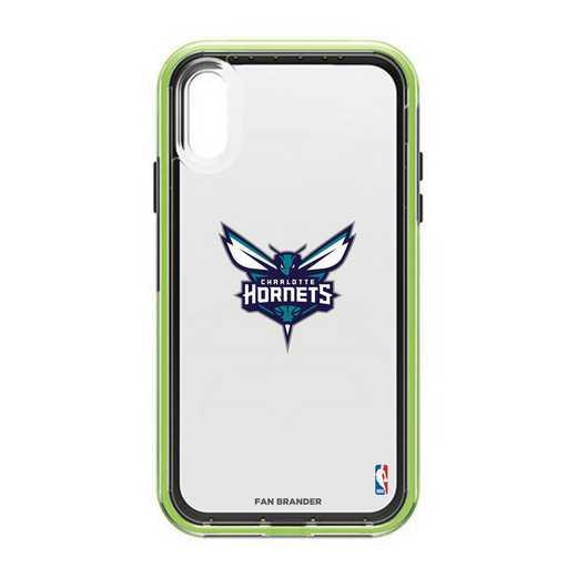 IPH-XR-NF-SLA-CHH-D101: BL Lifeproof SLAM Case iPhone XR, Charlotte Hornets