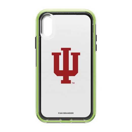 IPH-XR-NF-SLA-IU-D101: Indiana Hoosiers LifeProof iPhone XR SLAM