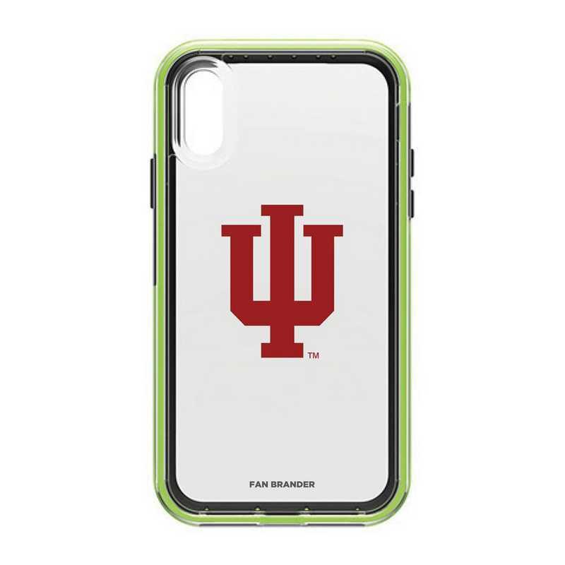 IPH-XR-NF-SLA-IU-D101: Indiana Hoosiers LifeProof iPhone XR SLAM