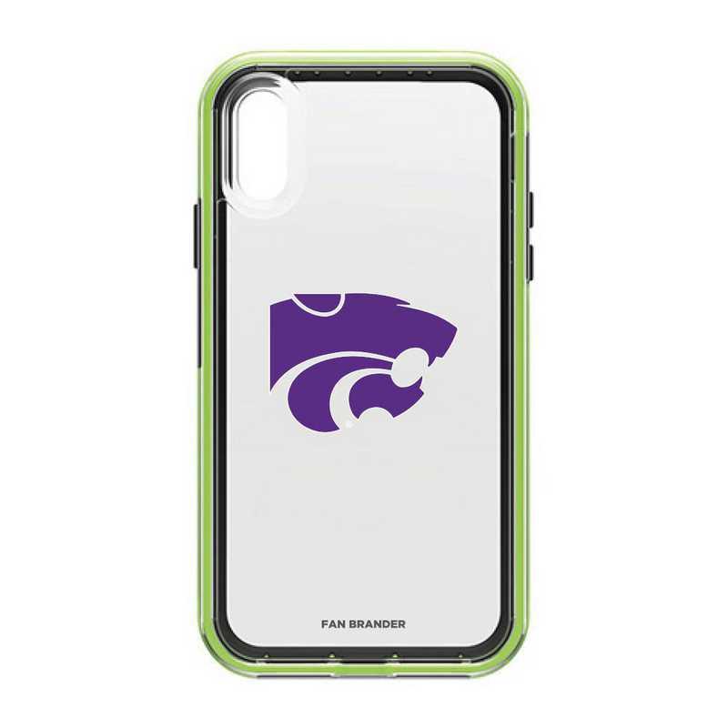 IPH-XR-NF-SLA-KST-D101: Kansas State Wildcats LifeProof iPhone XR SLAM