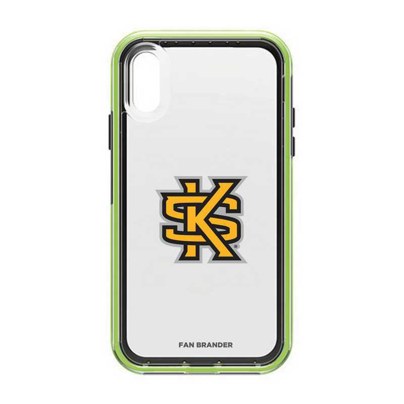IPH-XR-NF-SLA-KSUA-D101: Kennesaw State Owls LifeProof iPhone XR SLAM