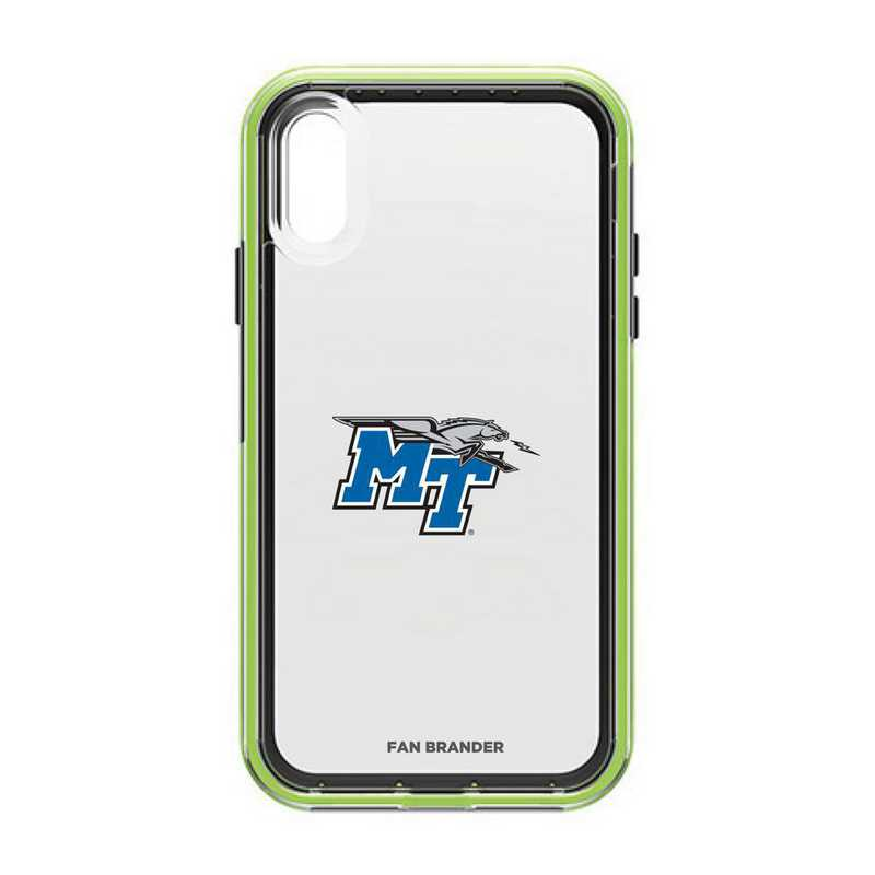 IPH-XR-NF-SLA-MTN-D101: Middle Tennessee State Blue Raiders LifeProof iPhone XR SLAM