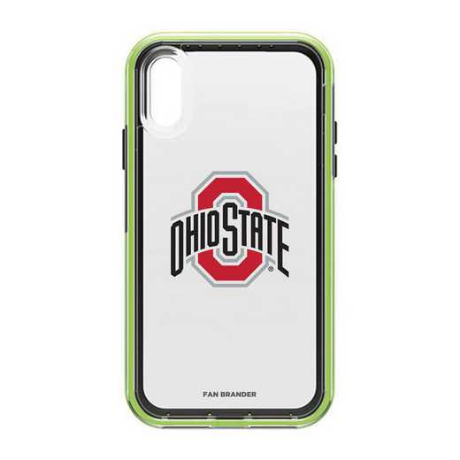 IPH-XR-NF-SLA-OHS-D101: Ohio State Buckeyes LifeProof iPhone XR SLAM
