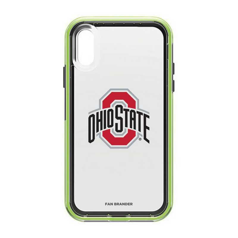 IPH-XR-NF-SLA-OHS-D101: Ohio State Buckeyes LifeProof iPhone XR SLAM