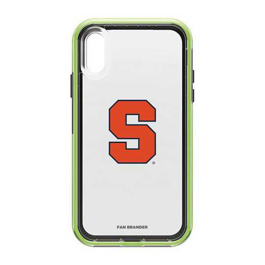 IPH-XR-NF-SLA-SYU-D101: Syracuse Orange LifeProof iPhone XR SLAM