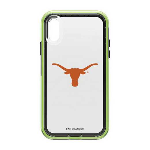 IPH-XR-NF-SLA-TEX-D101: Texas Longhorns  LifeProof iPhone XR SLAM