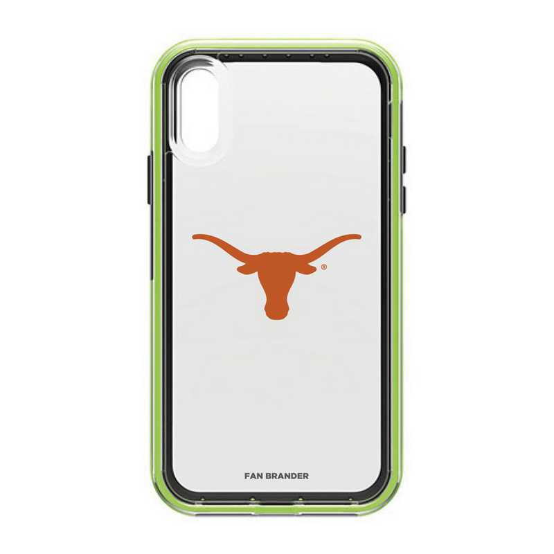 IPH-XR-NF-SLA-TEX-D101: Texas Longhorns  LifeProof iPhone XR SLAM