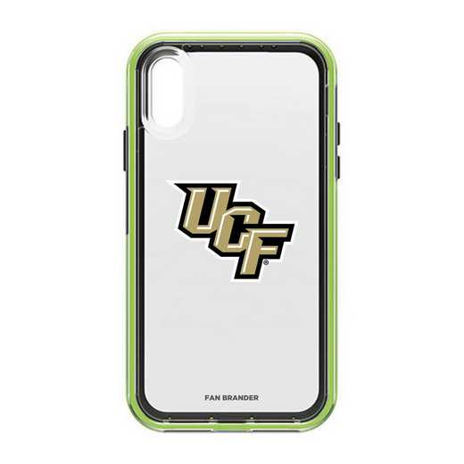 IPH-XR-NF-SLA-UCF-D101: UCF Knights LifeProof iPhone XR SLAM