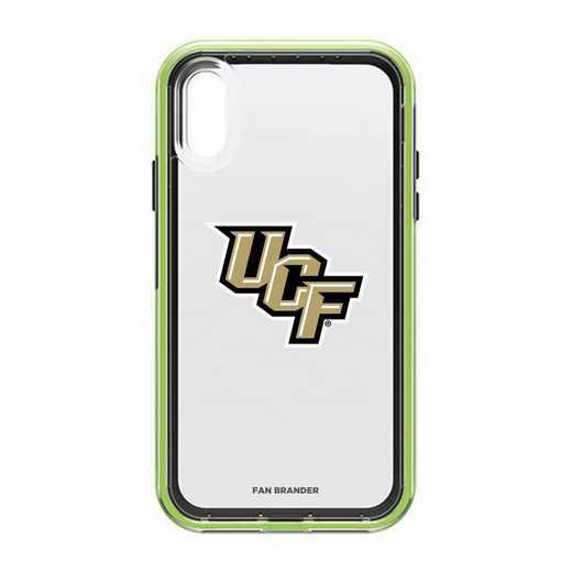 IPH-XR-NF-SLA-UCF-D101: UCF Knights LifeProof iPhone XR SLAM