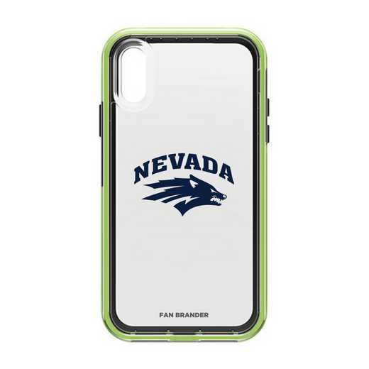 IPH-XR-NF-SLA-UNR-D101: Nevada Wolf Pack LifeProof iPhone XR SLAM