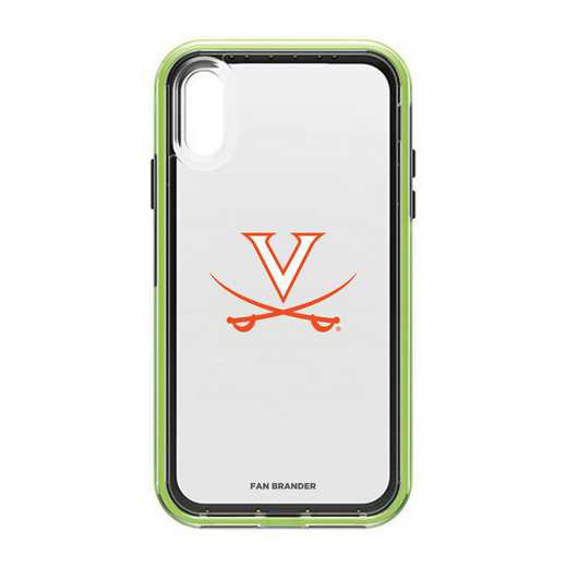 IPH-XR-NF-SLA-UVA-D101: Virginia Cavaliers LifeProof iPhone XR SLAM
