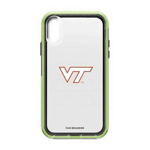 IPH-XR-NF-SLA-VAT-D101: Virginia Tech Hokies LifeProof iPhone XR SLAM