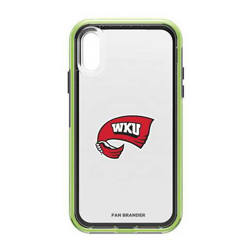 IPH-XR-NF-SLA-WKU-D101: Western Kentucky Hilltoppers LifeProof iPhone XR SLAM
