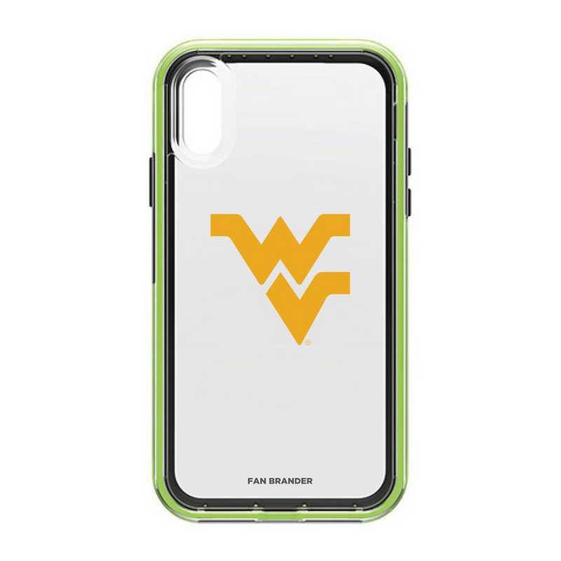 IPH-XR-NF-SLA-WV-D101: West Virginia Mountaineers LifeProof iPhone XR SLAM