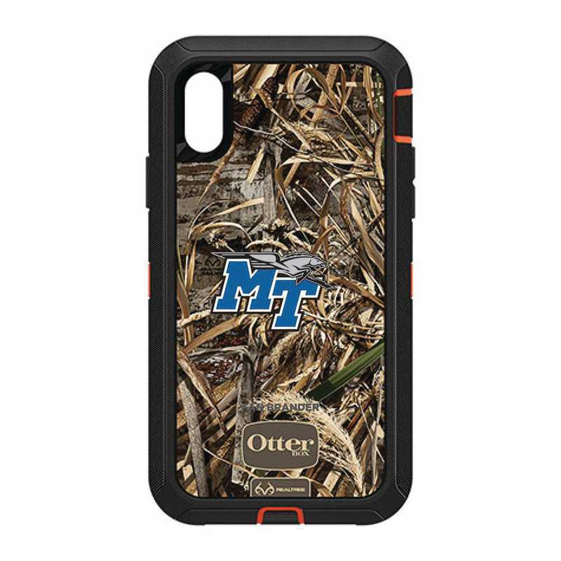IPH-XR-RT-DEF-MTN-D101: FB OB IPHONE XR RT Middle Tennessee State