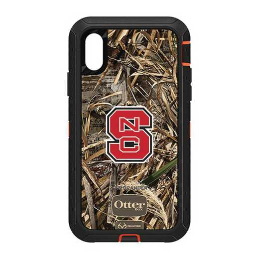 IPH-XR-RT-DEF-NCS-D101: FB OB IPHONE XR RT North Carolina State