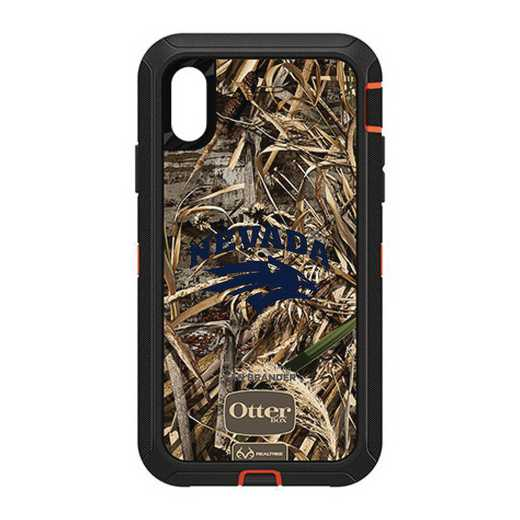 IPH-XR-RT-DEF-UNR-D101: FB OB IPHONE XR RT Nevada Wolf Pack