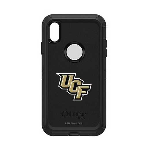 IPH-XSM-BK-DEF-UCF-D101: FB OB iPhone XS Max BLK Central Florida