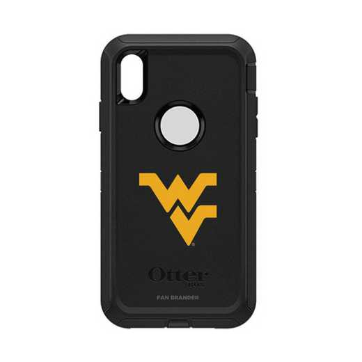 IPH-XSM-BK-DEF-WV-D101: FB OB iPhone XS Max BLK West Virginia