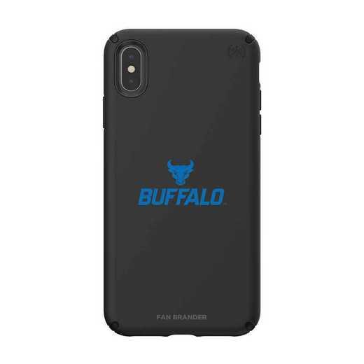 IPH-XSM-BK-PRE-BUFB-D101: Buffalo Bulls Speck iPhone XS Max Presidio Pro