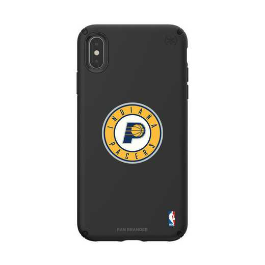 IPH-XSM-BK-PRE-IPCR-D101: BL Speck Presido iPhone XS Max, Indiana Pacers