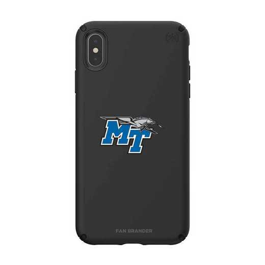 IPH-XSM-BK-PRE-MTN-D101: Middle Tennessee StateSpeck iPhone XS Max Presidio Pro