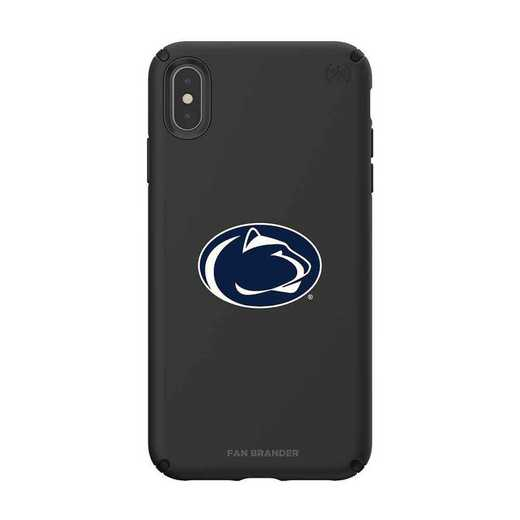 IPH-XSM-BK-PRE-PST-D101: Penn State Nittany Lions Speck iPhone XS Max Presidio Pro