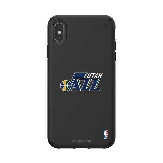 IPH-XSM-BK-PRE-UTJ-D101: BL Speck Presido iPhone XS Max, Utah Jazz