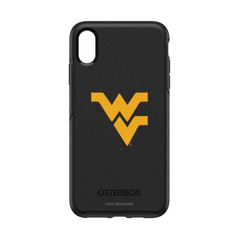 IPH-XSM-BK-SYM-WV-D101: FB OB iPhone XS Max BLK West Virginia