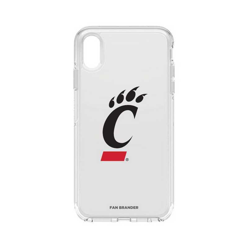 IPH-XSM-CL-SYM-CIN-D101: FB OB iPhone XS Max CLR Cincinnati