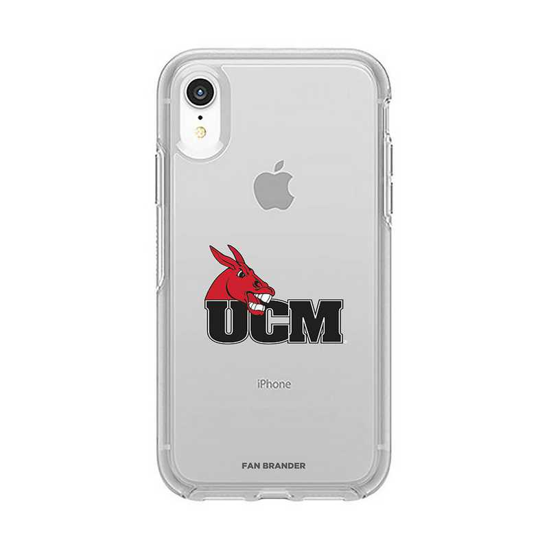 IPH-XSM-CL-SYM-CMIZ-D101: FB OB iPhone XS Max CLR Central Missouri