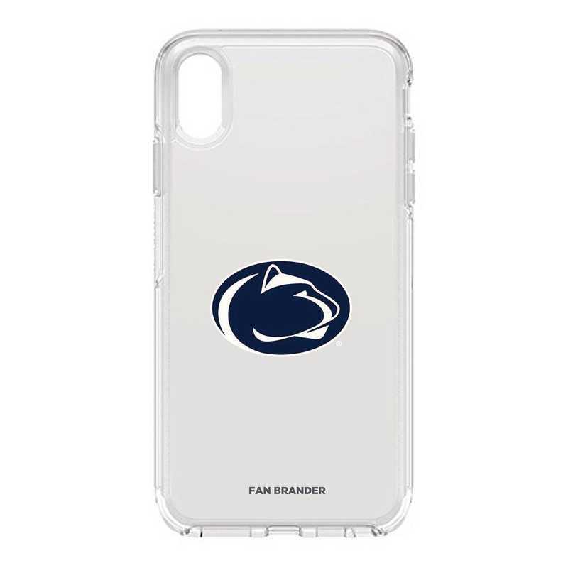IPH-XSM-CL-SYM-PST-D101: FB OB iPhone XS Max CLR Pennsylvania State