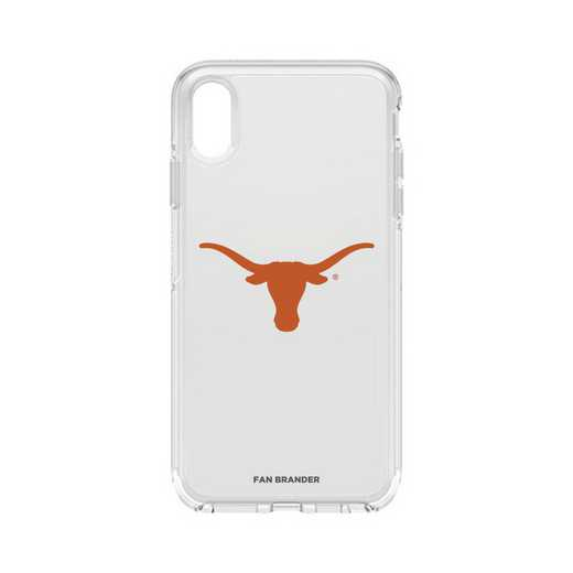 IPH-XSM-CL-SYM-TEX-D101: FB OB iPhone XS Max CLR Texas