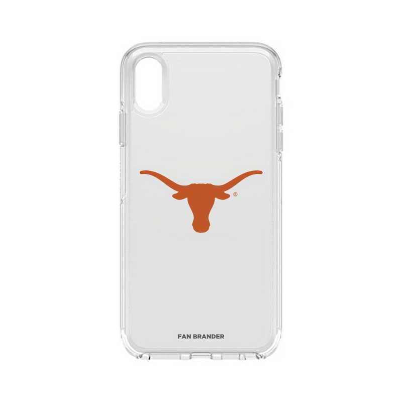 IPH-XSM-CL-SYM-TEX-D101: FB OB iPhone XS Max CLR Texas