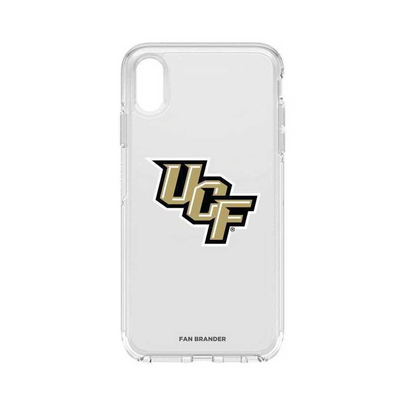 IPH-XSM-CL-SYM-UCF-D101: FB OB iPhone XS Max CLR Central Florida
