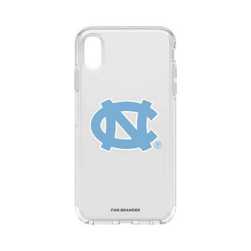IPH-XSM-CL-SYM-UNC-D101: FB OB iPhone XS Max CLR North Carolina
