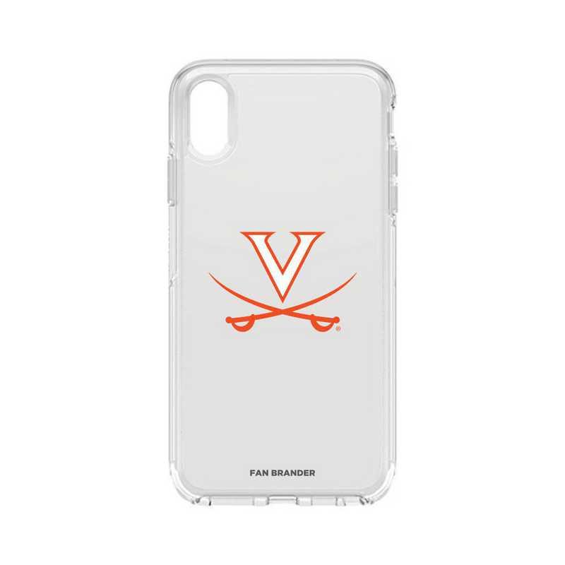 IPH-XSM-CL-SYM-UVA-D101: FB OB iPhone XS Max CLR Virginia