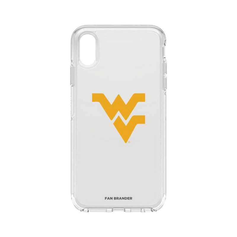 IPH-XSM-CL-SYM-WV-D101: FB OB iPhone XS Max CLR West Virginia