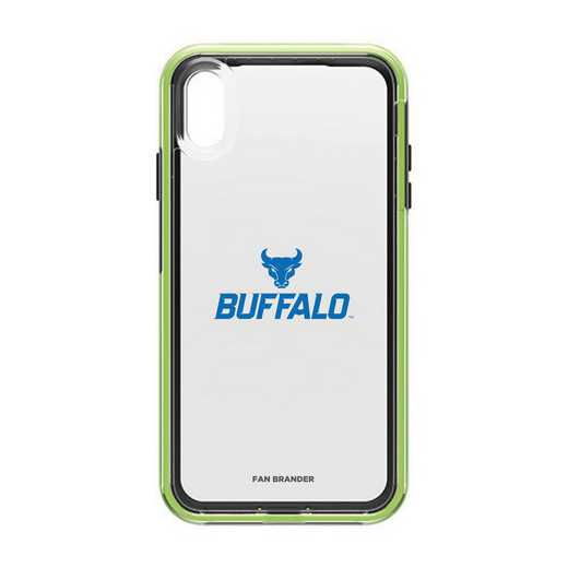 IPH-XSM-NF-SLA-BUFB-D101: Buffalo Bulls LifeProof iPhone XS Max SLAM